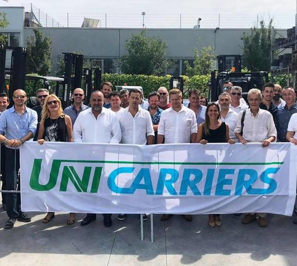 dealer meeting unicarriers italia